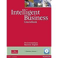 Intelligent Business Pre-Intermediate Coursebook with CD