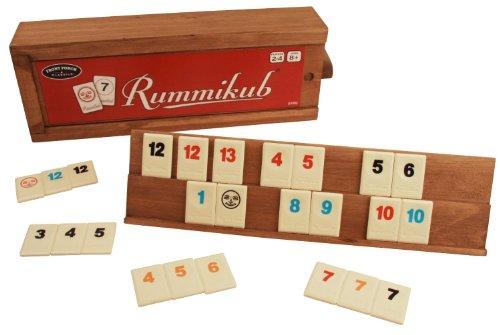 ラミィキューブ (Rummikub: 106 Tiles) [並行輸入品] ボードゲーム