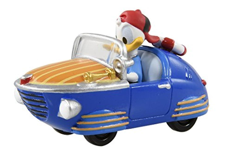 トミカ ディズニー ミッキーマウスとロードレーサーズ MRR-8 ダック?バルケッタ ドナルドダック