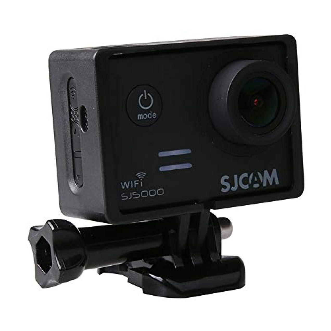 広々とした冗長徒歩でRAOFEIJP カメラ保護ケース 耐衝撃保護ケース SJCAM SJ5000&SJ5000 Wifi&SJ5000 Wifi用バックル基本マウントとロングボルト付き標準フレームマウント保護シェル