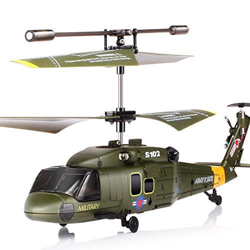 SYMA S102G ジャイロ搭載 3.5CH 赤外線ヘリコプター [並行輸入品]
