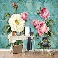 Ljjlm 壁のためのカスタムメイドのホームセンターの装飾の装飾3Dの壁紙リビングルームの壁画現代の壁画テレビ壁画壁画-160X120CM