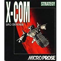 X-COM: UFO Defense (輸入版)