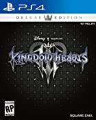 Kingdom Hearts III: Deluxe Edition (輸入版:北米) - PS4