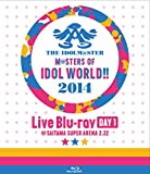 THE IDOLM@STER M@STERS OF IDOL WORLD!! 2014 Day1 [Blu-ray]/765PRO ALLSTARS