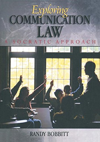 Download Exploring Communication Law: A Socratic Approach 0205462316