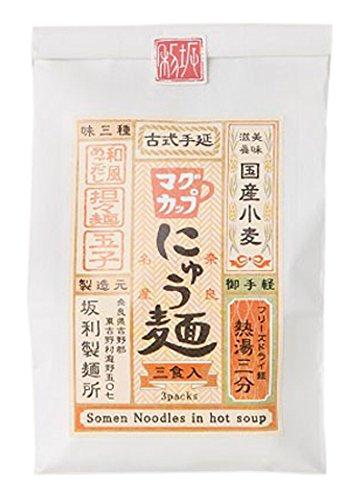 坂利製麺所 マグカップにゅう麺