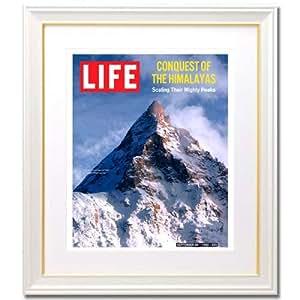 ≪ ポスター 額付き ≫≪ ヒマラヤ 山 K2 ≫ ライフ( LIFE ) lifeポスター/ アートパネル アートポスター インテリアアート