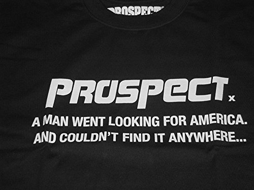 24時間発送 PROSPECT PROSPEC-T0014 ブラック Lサイズ