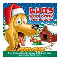 Rudy the Red Bone Coon Hound