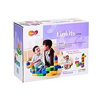 [ウィプレイ]Weplay Linkits 95 Piece Block Set KC2103 [並行輸入品]
