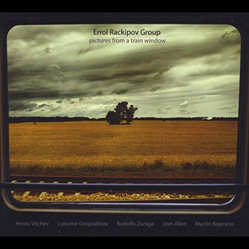 amazon music errol rackipov groupのpictures from a train window