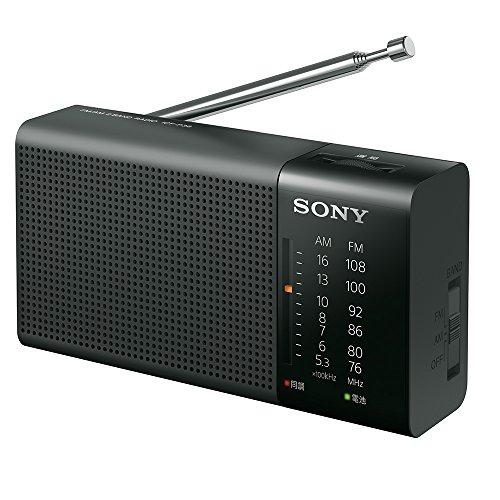 ソニー SONY ハンディーポータブルラジオ ICF-P36...