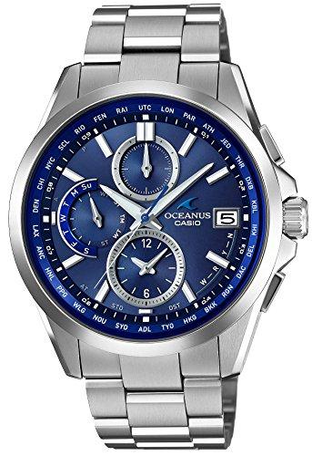 [カシオ]CASIO 腕時計 オシアナス CLASSIC 電波ソーラー OCW-T2600-2A2JF メンズ