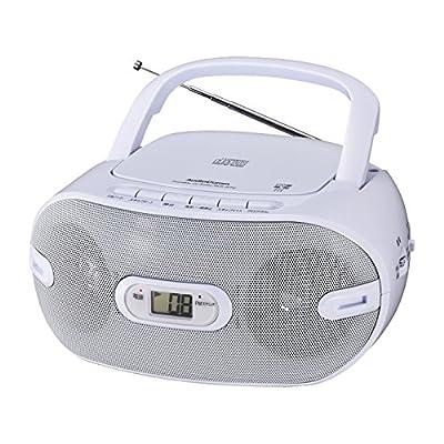 Audio Comm CDラジオ871Z RCR-871Z