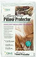 Standard Allergy-Control Pillow Case 海外直送