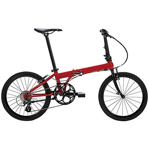 DAHON(ダホン) 折りたたみ自転車 Speed Falco カーディナルレッド