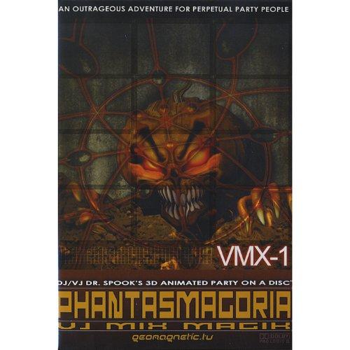 Vmx-1-Phantasmagoria DVD by Doctor Spook [Import]