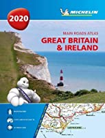 Great Britain & Ireland 2020 - Mains Roads Atlas (A4-Spiral): Tourist & Motoring Atlas A4 spiral (Michelin Road Atlases)