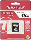 Transcend SDHCカード 16GB Class10 永久保証 TS16GSDHC10