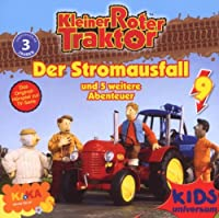 Kleiner roter Traktor 9/Audio