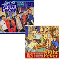 IN2IT 2ndシングル - INTO THE NIGHT FEVER (ランダムバージョン)