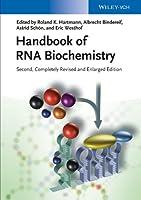 Handbook of RNA Biochemistry                  , 2 Volume Set