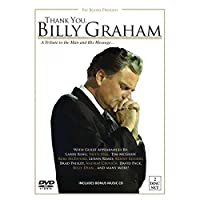 Thank You Billy Graham [DVD] [Import]