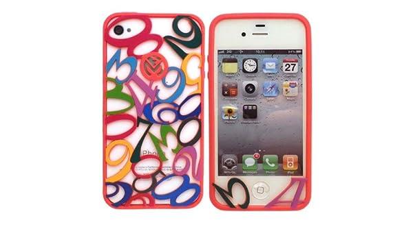 5c956533ab Amazon | franckmuller風 フランクミューラー風 iphone4 iphone4S 硬質シリコン ケース iphone4Sケース  iphone4ケース i-phone iphoneケース 05 | ケース・カバー 通販