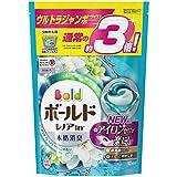 ボールド 洗濯洗剤 ジェルボール3D 爽やかプレミアムクリーンの香り 詰め替え ウルトラジャンボサイズ 52個