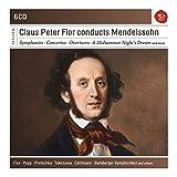 Conducts Mendelssohn