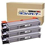 横トナ ブラザー用 TN-28J 互換トナー 3本セット 対応機種:HL-L2365DW HL-L2360DN HL-L2320D / HL-L2300 MFC-L2740DW MFC-L2720DN DCP-L2540DW DCP-L2520D FAX-L2700DN