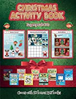 Easy Projects for Kids (Christmas Activity Book): This book contains 30 fantastic Christmas activity sheets for kids aged 4-6.