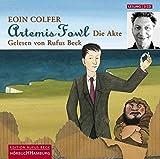 Artemis Fowl - Die Akte. 3 CDs