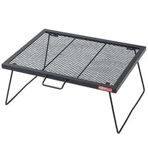 テントファクトリー テーブル ウッドライン スチールワーク FDテーブル450 TF-WLSW-FD450