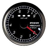 PIVOT ( ピボット ) タコメーター【PROGAUGE】60Φ (白照明) PT6-W