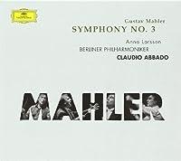 Mahler: Symphony No. 3 by Anna Larsson (2002-06-11)