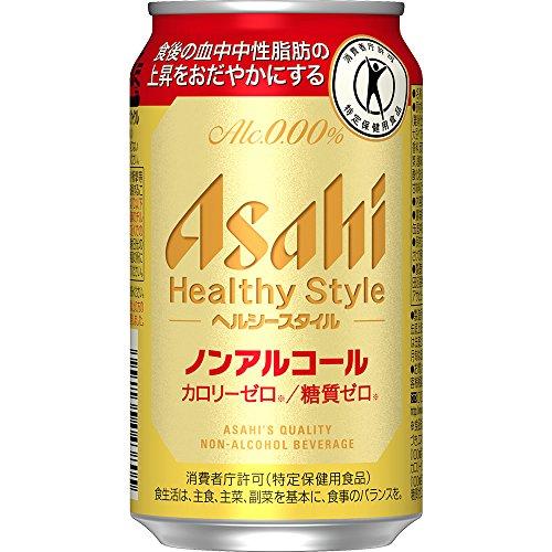 [トクホ]アサヒ ヘルシースタイル ノンアルコール 缶 35...