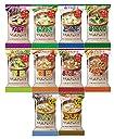 アマノフーズ フリーズドライ いつものおみそ汁 10種類50食セット 味噌汁