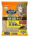 花王 ニャンとも清潔トイレ 脱臭 抗菌チップ大きめの粒 4L 猫砂