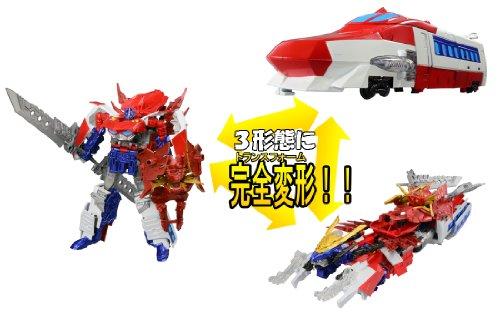 G26 Optimus expriming Japan BRAND NEW F//S Takara Tomy Transformers Go