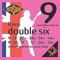 ROTOSOUND [ロトサウンド] R30SL Double Six