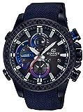 [カシオ] 腕時計 エディフィス Scuderia Toro Rosso Limited Edition RACE LAP CHRONOGRAPH スマートフォンリンクモデル EQB-800TR-1AJR メンズ