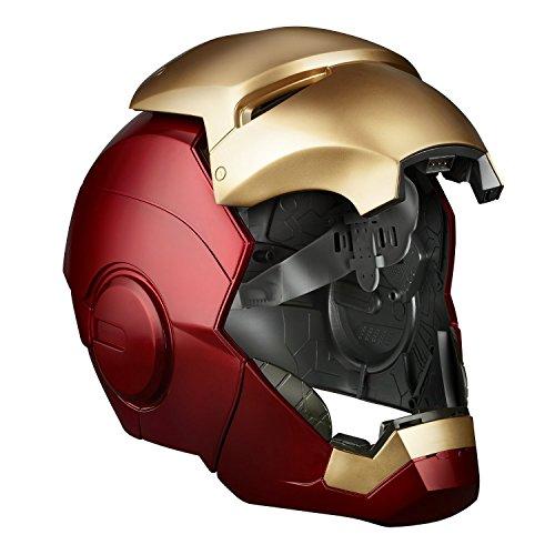 『ハズブロレプリカ マーベル・レジェンド / アイアンマン エレクトロニック ヘルメット』の2枚目の画像