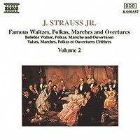 Waltzes, Polkas, Marches & Overtures 2 by JOHANN STRAUSS (1993-02-05)