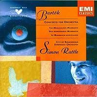 Bartok;Conc.for Orchestra