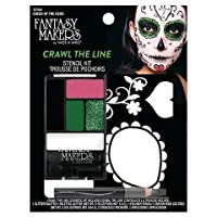 Wet n Wild Fantasy Makers Crawl the Line Kit - 12754 Queen of the Dead by Wet