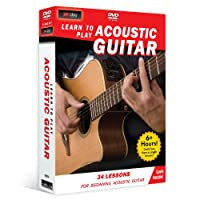 Learn to Play Acoustic Guitar [DVD] [Import]