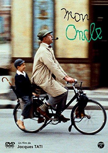 ジャック・タチ「ぼくの伯父さん」【DVD】の詳細を見る