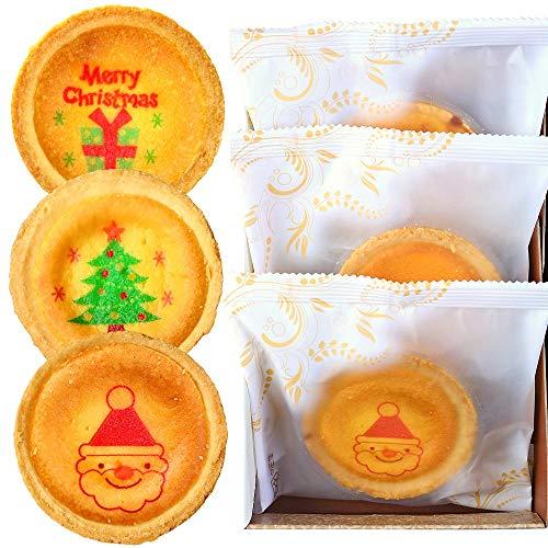 クリスマス チーズタルト 3個セット